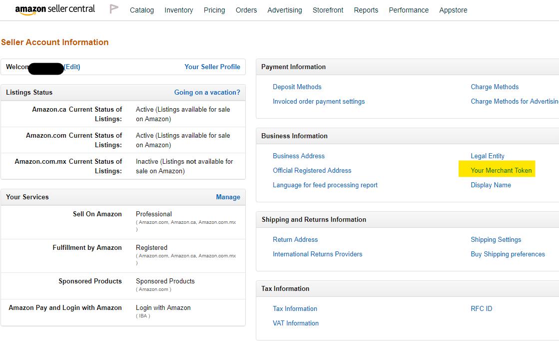 How do I find my Amazon ID? – SellersFunding